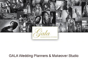 GALA Wedding Planners & Makeover Studio
