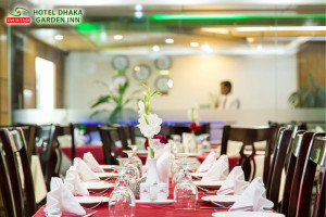 Hotel Dhaka Garden Inn - Banani, Dhaka, Bangladesh.