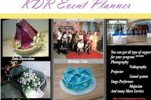 Courtesy by : KDR Event Planner – Bangladesh Event Management Company