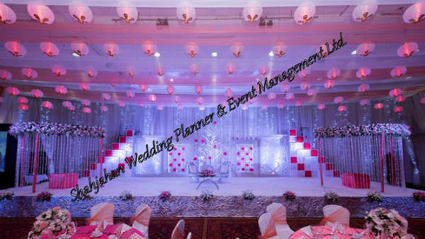 Picture Courtesy By Shahjahan Wedding Planner Event Management Ltd