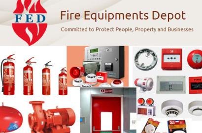 Fire Equipment Depot – Fire Fighting Equipment Supplier in Bangladesh