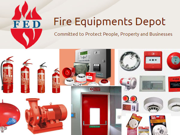 Fire Equipment Depot Fire Fighting Equipment Supplier In