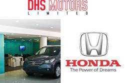 Honda Service Center - DHS Motors Limited