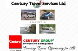 Image Courtesy of : Century Group Bangladesh.  Century Travel Services Limited (CTS)
