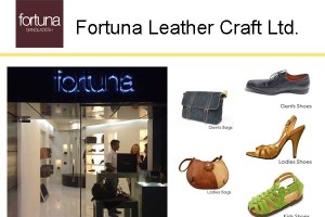 Image courtesy of : Fortuna Leather Craft Ltd.