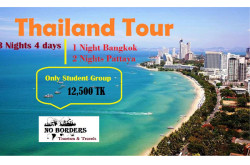 No Borders Tourism and Travels - Thailand Tour