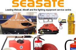 Image Courtesy by : Seasafe - Lifeboats, Liferafts and Life Saving Equipment
