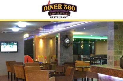 Diner 360 - Grill & Shakes Restaurant