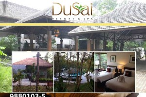 Image courtesy of : Dusai-Resort-and-Spa, Sylhet, Bangladesh.