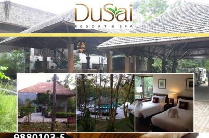 Dusai-Resort-and-Spa, Sylhet, Bangladesh.