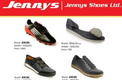 Jennys Shoes Ltd.