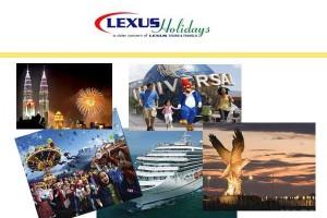 Image courtesy of : Lexus Holidays, Bangladesh.