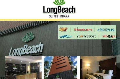 Long Beach Suites Dhaka, Bangladesh.