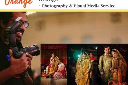 Orange - Photography & Visual Media Service, Dhaka, Bangladesh.