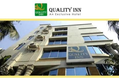 Quality Inn, Dhaka, Bangladesh.