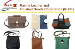 Image courtesy of : Ramim Leather and Finished Goods Corporation (RLFG).