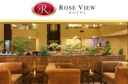 Image courtesy of : Rose View Hotel – Sylhet, Bangladesh.