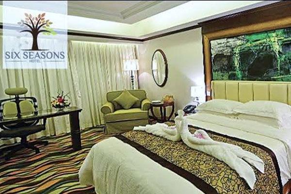 Six Seasons Hotel - Gulshan 2, Dhaka, Bangladesh.