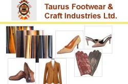 Image courtesy of : Taurus Footwear & Craft Industries Ltd.