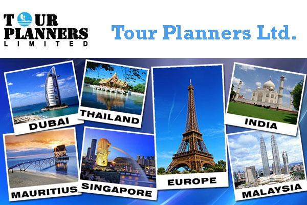 Tour Planners Ltd.