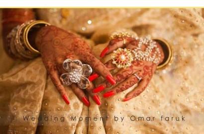 Wedding Moment by Omar Faruk