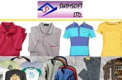 Swimsoft Limited. Men's, Women's and Kids Garment Item Manufacturer and Exporter