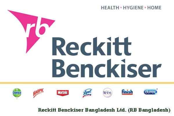 Reckitt Benckiser Bangladesh Ltd. (RB Bangladesh)