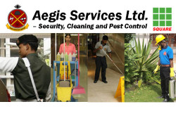 Aegis Services Ltd. – Security, Cleaning and Pest Control