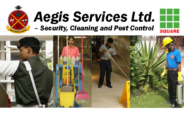 Aegis Services Ltd. – Security, Cleaning and Pest Control Services