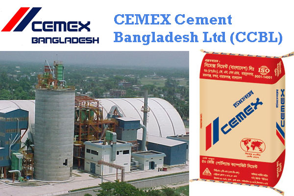 CEMEX Cement Bangladesh Limited.