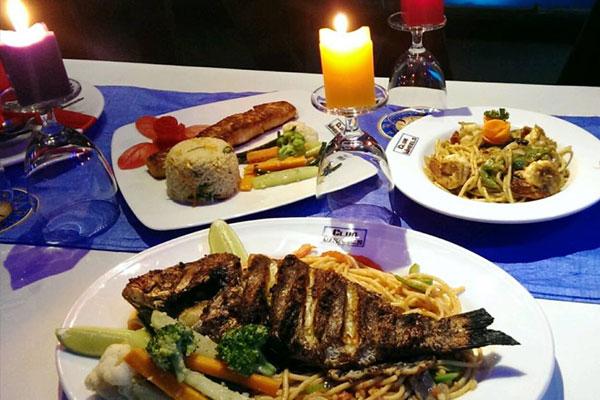 Club Wheels Restaurant in Banani Dhaka - 4