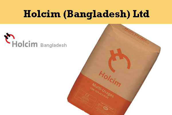 Holcim (Bangladesh) Ltd - Holcim Cement