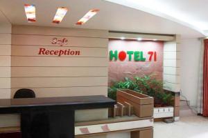 Soft Reception at Hotel71