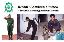 JRMAC Services Limited - Security, Cleaning and Pest Control Service