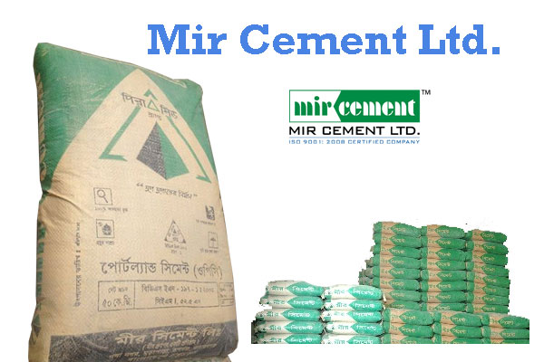 Mir Cement Ltd. Bangladesh - Pyramid Brand Cement