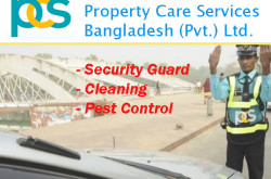 Property Care Services Bangladesh (Pvt.) Ltd. - Security Guard, Cleaning and Pest Control