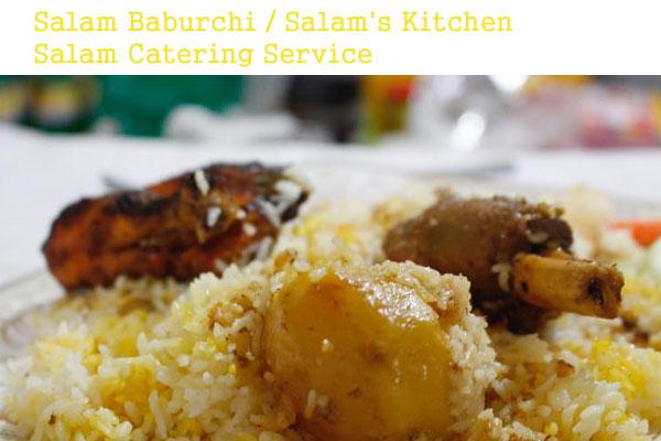 Salam Baburchi Salam Catering