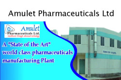 Amulet Pharmaceuticals Ltd - Bangladesh.