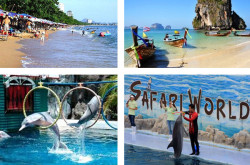 Bangkok Pattaya package 6 Days 5 Nights from Bangladesh by Lexus Holidays