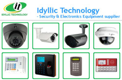 Idyllic Technology - Security & Electronics Equipments