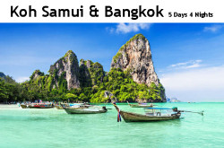 Koh Samui & Bangkok Package Tour from Bangladesh by Lexus Holidays