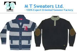 M T Sweaters Ltd - 100% Export Oriented Sweater Factory in Bangladesh.
