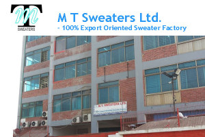 M T Sweaters Ltd - Sweater Factory in Bangladesh.