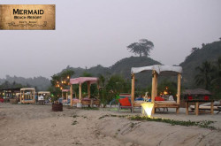 Mermaid Beach Resort - Cox's Bazar, Chittagong