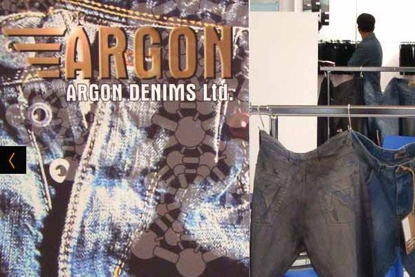 Argon Denims Ltd - Denim Manufacturers in Bangladesh