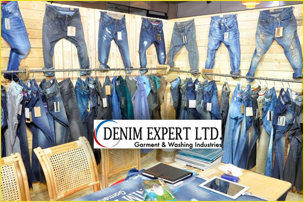 Denim Expert Ltd  - Denim and Jeans ready-made garments