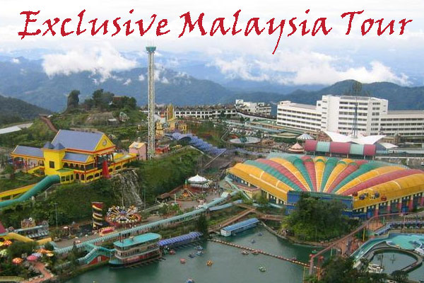 Exclusive Malaysia Tour