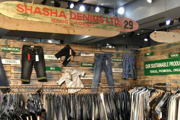 Shasha Denims Limited.