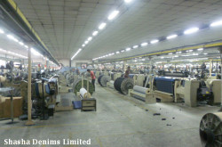 Shasha Denims Ltd. - leading denim fabric producer in Bangladesh since 2000.