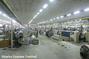 Shasha Denims Ltd. - leading denim fabric producer in Bangladesh since 2000.